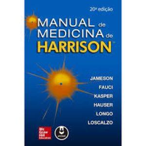 Manual de Medicina de Harrison  (20ª Edição)